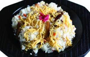 ちらし寿司2016