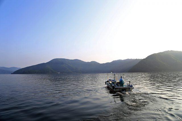 2017琵琶湖-船